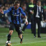 Cagliari-Atalanta 0-1: Dea a -5 dal terzo posto