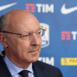 """Inter-Conte, Marotta: """"Fiducia in Spalletti"""""""