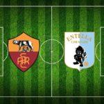 Roma-Entella 4-0, giallorossi ai quarti