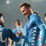 Zurigo - Napoli 1-3, azzurri in scioltezza