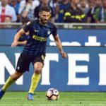 """Inter, Candreva: """"Eriksen su un altro livello. All'intervallo del derby Conte ci ha detto..."""""""