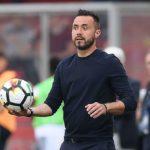 """Sassuolo, De Zerbi: """"Vittoria pesante e importante"""""""