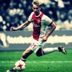 VIDEO - De Jong saluta l'Ajax su Instagram