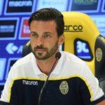 """Hellas Verona, Di Carmine: """"Sarà una lotta avvincente tra tante squadre per la lotta alla Serie A"""""""