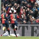 Genoa - Sassuolo 1-1, le pagelle motivate