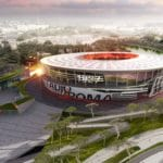 Stadio della Roma, prima pietra entro il 2019