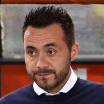 """Sassuolo, De Zerbi: """"Salvezza meritata"""""""