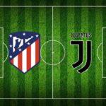 Atletico Madrid - Juventus, le formazioni ufficiali