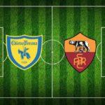 Formazioni Ufficiali: Chievo Verona - Roma