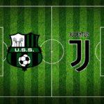 Sassuolo - Juventus, le formazioni ufficiali