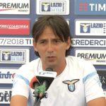 """Lazio, Inzaghi: """"Crediamo ancora al quarto posto"""""""