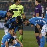 Napoli, Mario Rui: stop di almeno dieci giorni