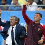 """Portogallo, Santos: """"Il nostro obiettivo era vincere, non ci interessa come gioca CR7"""""""