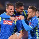 Napoli - Salisburgo 3-0, azzurri in scioltezza