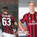#LBDV: Milan, Cutrone va e Conti resta?