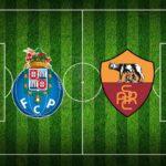 Porto - Roma, le formazioni ufficiali