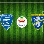 Empoli-Frosinone 2-1: all'Empoli lo scontro salvezza