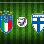 Italia - Finlandia: Le formazioni ufficiali