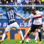 Sampdoria - Atalanta 1-2, Zapata e Gosens regalano la vittoria