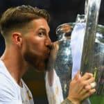 """Sergio Ramos: """"CR7 non mi ha mai chiamato per andare alla Juventus"""""""