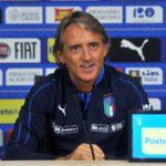 """Italia' Mancini: """"Mondiale? Quello che è stato' è stato"""""""