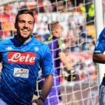 """Napoli, Verdi: """"Arsenal? Vogliamo arrivare in finale di Europa League"""""""