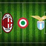 Milan - Lazio, formazioni ufficiali