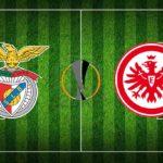 Europa League - Formazioni Ufficiali: Benfica - Eintracht