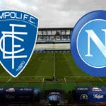 Empoli-Napoli: le scelte degli allenatori