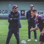 """Fiorentina, Montella: """"Grato al Milan ma domani la Fiorentina deve vincere"""""""