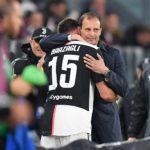 """Juventus, Barzagli: """"Momento giusto per salutare"""""""