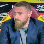 Roma, offerto a De Rossi un contratto a gettone