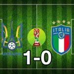 Mondiale U20: Ucraina 1-0 Italia, beffati gli azzurrini