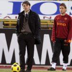 """Fiorentina, Montella a Totti: """"Resterai l'ottavo re di Roma"""""""