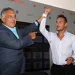 Pallotta furioso con Totti: la Roma può agire per vie legali