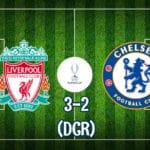 Liverpool 3-2 Chelsea, vincono i Reds ai rigori
