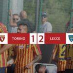 """Lecce, Liverani: """"Primo rigore generoso. Poteva starci invece nel finale"""""""