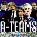 A-TEAMS - Milan, ricomincia da tre