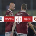 Atalanta - Torino 2-3, Izzo regala i tre punti a Mazzarri