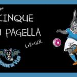CINQUE IN PAGELLA - Napoli-Inter 1-3