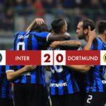 """Inter, Conte: """"Tre punti pesanti, andiamo a Dortmund a giocarcela"""""""