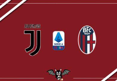 Juventus – Bologna, le formazioni ufficiali