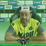 "Sassuolo, De Zerbi: ""Non ho avuto proposte di rinnovo"""