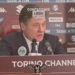 """Torino, Mazzarri: """"Dobbiamo tornare ad essere compatti"""""""