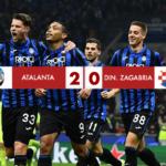 Atalanta - Dinamo Zagabria 2-0, primo successo per la Dea in Champions