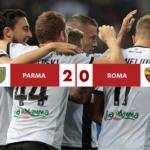 Parma - Roma 2-0, i ducali 'uccidono' la lupa