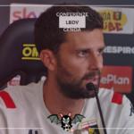 """Genoa, Thiago Motta: """"Sono stato chiamato per salvare il Genoa"""""""