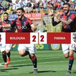Bologna - Parma 2-2, pareggio Dzemaili all'ultimo respiro