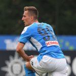 Juventus, si cerca l'intesa con il Napoli per Milik: le possibili contropartite