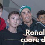 VLAD DIETRO LE QUINTE - Ronaldo cuore d'oro